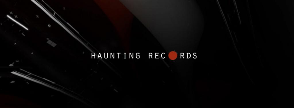 Logo Design für Haunting Records