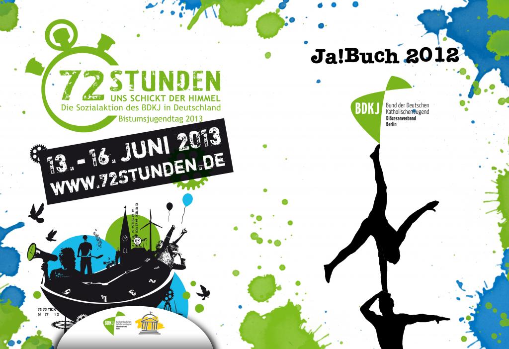 BDKJ Ja!Buch 2012