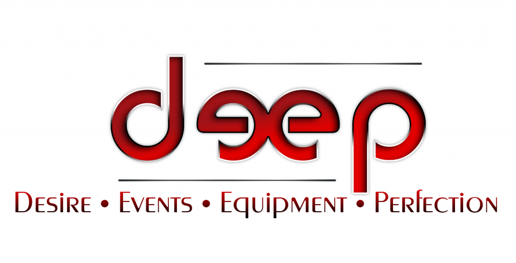 Logo Design für deep Event