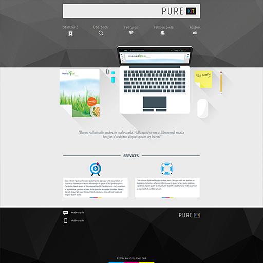 Webdesign und Programmierung als Freelancer